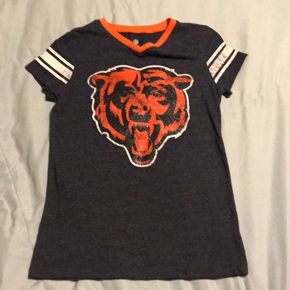 7bcb0633 Girls Chicago Bears tee shirt
